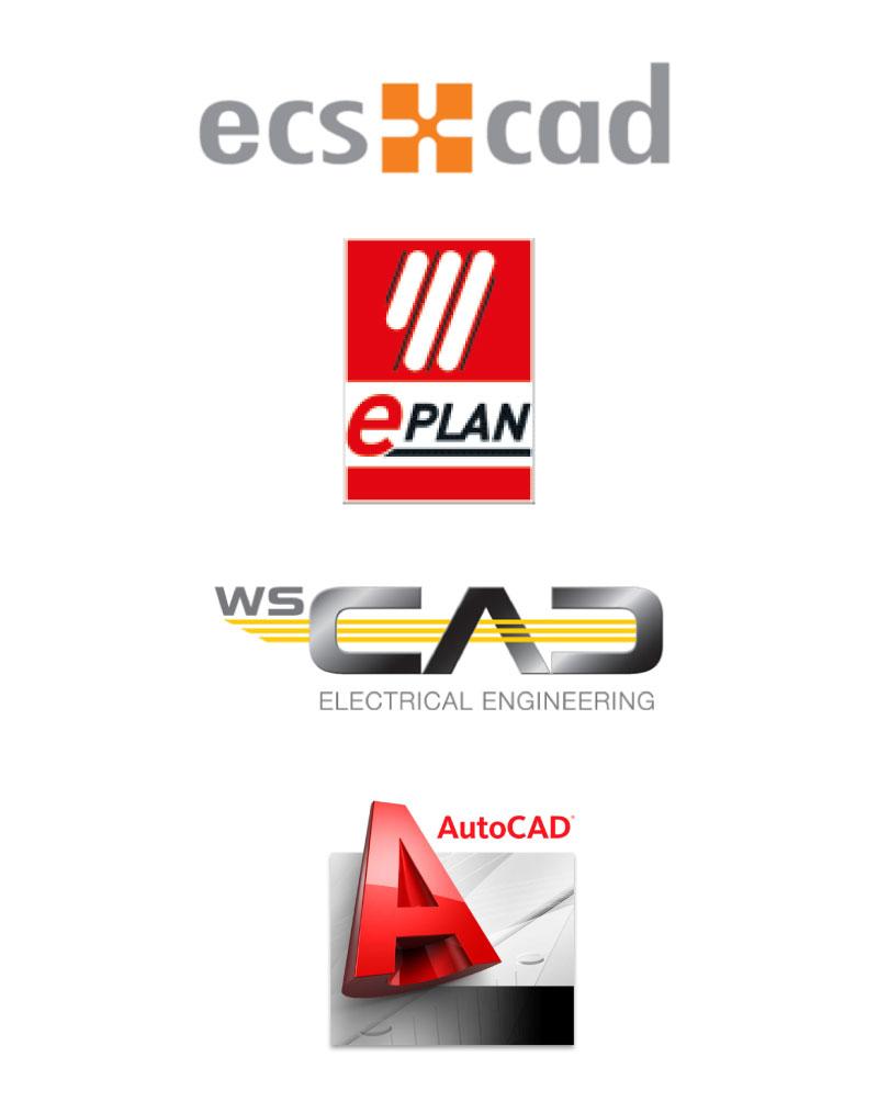 CAD ecscad AutoCAD